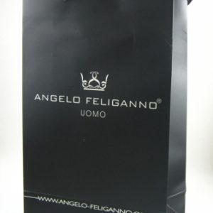 """Μανικετόκουμπα Angelo Feliganno """"Ήλιος""""/Στρας"""