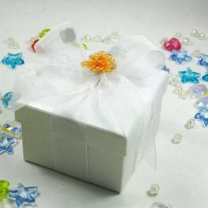 Κουτάκι Πολυτελείας με Αξεσουάρ Λουλούδι