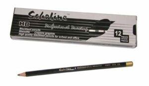 Μολύβι Ξύλινο Scholine Professional Drawing 2300 ΗΒ