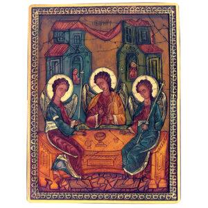 Εικόνα Αγία Τριάδα - Holy Triad
