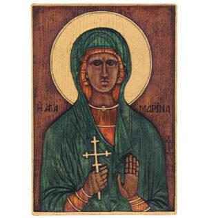 Εικόνα Αγία Μαρίνα η Μεγαλομάρτυς - St. Marina