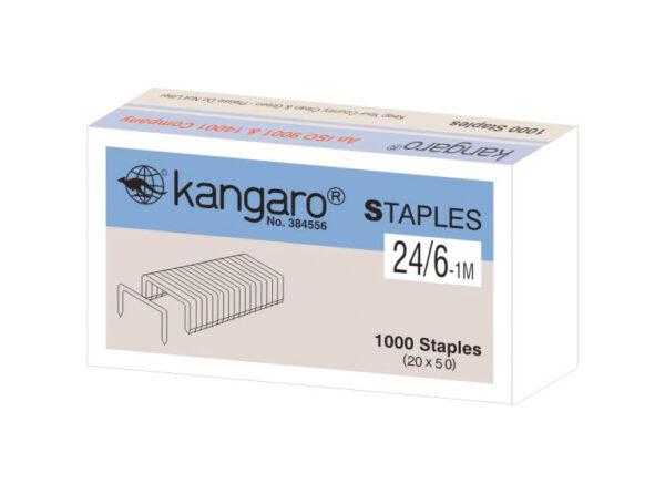 Σύρματα Συρραπτικού No 24/6 Kangaro