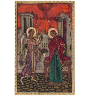 Εικόνα Ο Ευαγγελισμός της Θεοτόκου - The annuciation