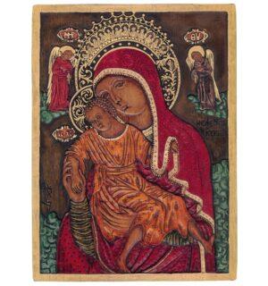 Εικόνα Παναγιά η Ελεούσα - The Virgin Eleousa