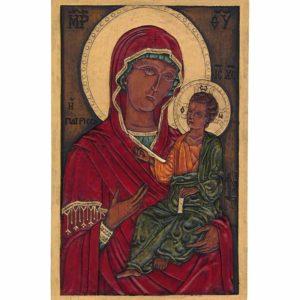 Εικόνα Παναγιά η Γιάτρισσα - The Virgin Healer