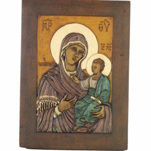 Εικόνα Παναγιά η Πανάχραντος - The Virgin Panachrantos