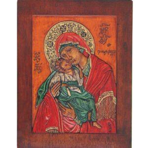 Εικόνα Παναγιά η Γλυκοφιλούσα - The Virgin Glykophilousa