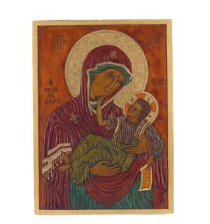Εικόνα Παναγία Μεγαλόχαρη - The Virgin Great Grace