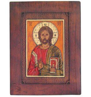 Εικόνα Χριστός Ευλογών - Christ Blessing