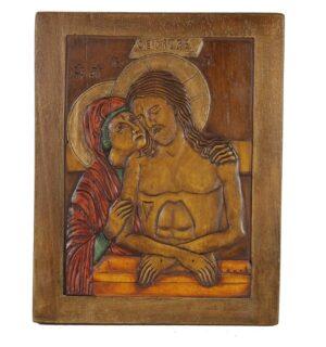 Εικόνα Άκρα Ταπείνωση - Christ Man of sorrows