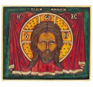 Εικόνα Το Άγιο Μανδύλιο - The Holy Napkin