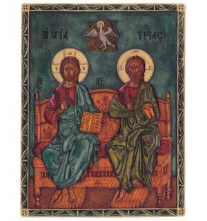 Εικόνα Η Αγία Τριάδα - The Holy Trinity