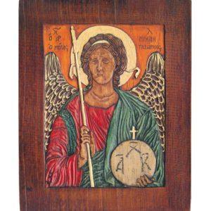 Εικόνα ο Αρχάγγελος Μιχαήλ - Archangel Michael