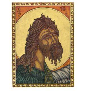 Εικόνα ο Βαπτιστής Ιωάννης - St. John the Baptist
