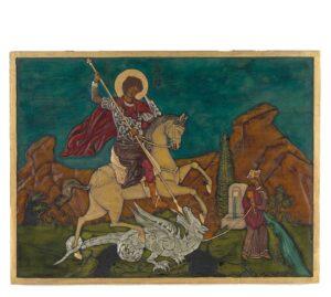 Εικόνα ο Άγιος Γεώργιος - St. George