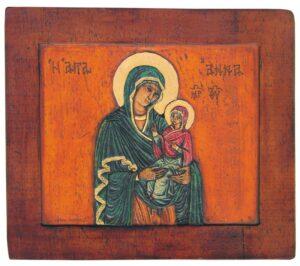 Εικόνα η Αγία Άννα - St. Anna