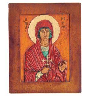Εικόνα η Αγία Μαρίνα - St. Marina