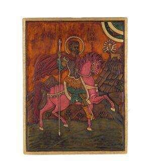 Εικόνα ο Άγιος Ευστάθιος - St. Efstathios