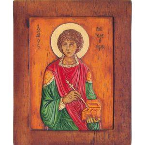 Εικόνα ο Άγιος Παντελεήμων - St. Panteleimon