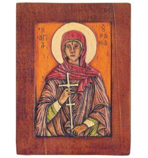 Εικόνα η Αγία Ουρανία - St. Ourania