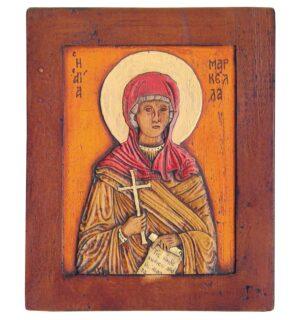 Εικόνα η Αγία Μαρκέλλα - St. Markella