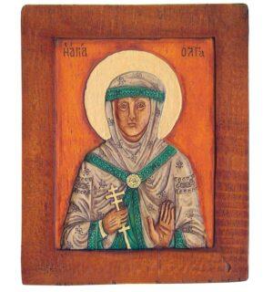 Εικόνα η Αγία Όλγα - St. Olga