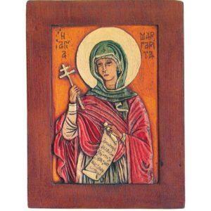 Εικόνα η Αγία Μαργαρίτα - St. Margarita