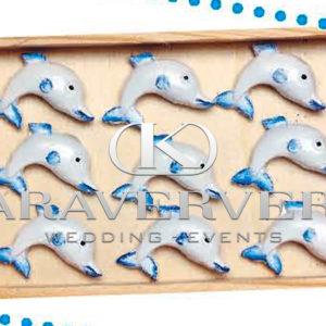 Μικρά Διακοσμητικά Δελφίνια