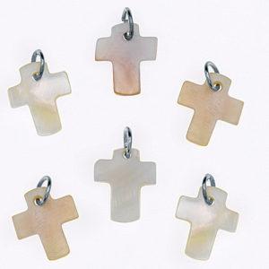 Μαρτυρικά - Σταυροί Φίλντισι 1,1cm (50 ΤΕΜΑΧΙΑ)