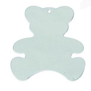 Κρεμαστό αρκουδάκι 5εκ. από καθρέφτη