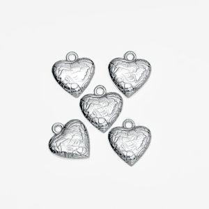 Μεταλλική Σκαλιστή Καρδιά