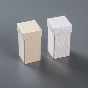 Κουτάκι πολυτελείας ορθογώνιο σε λευκό ή εκρού