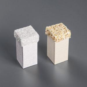 Κουτάκι πολυτελείας ορθογώνιο με χάντρες